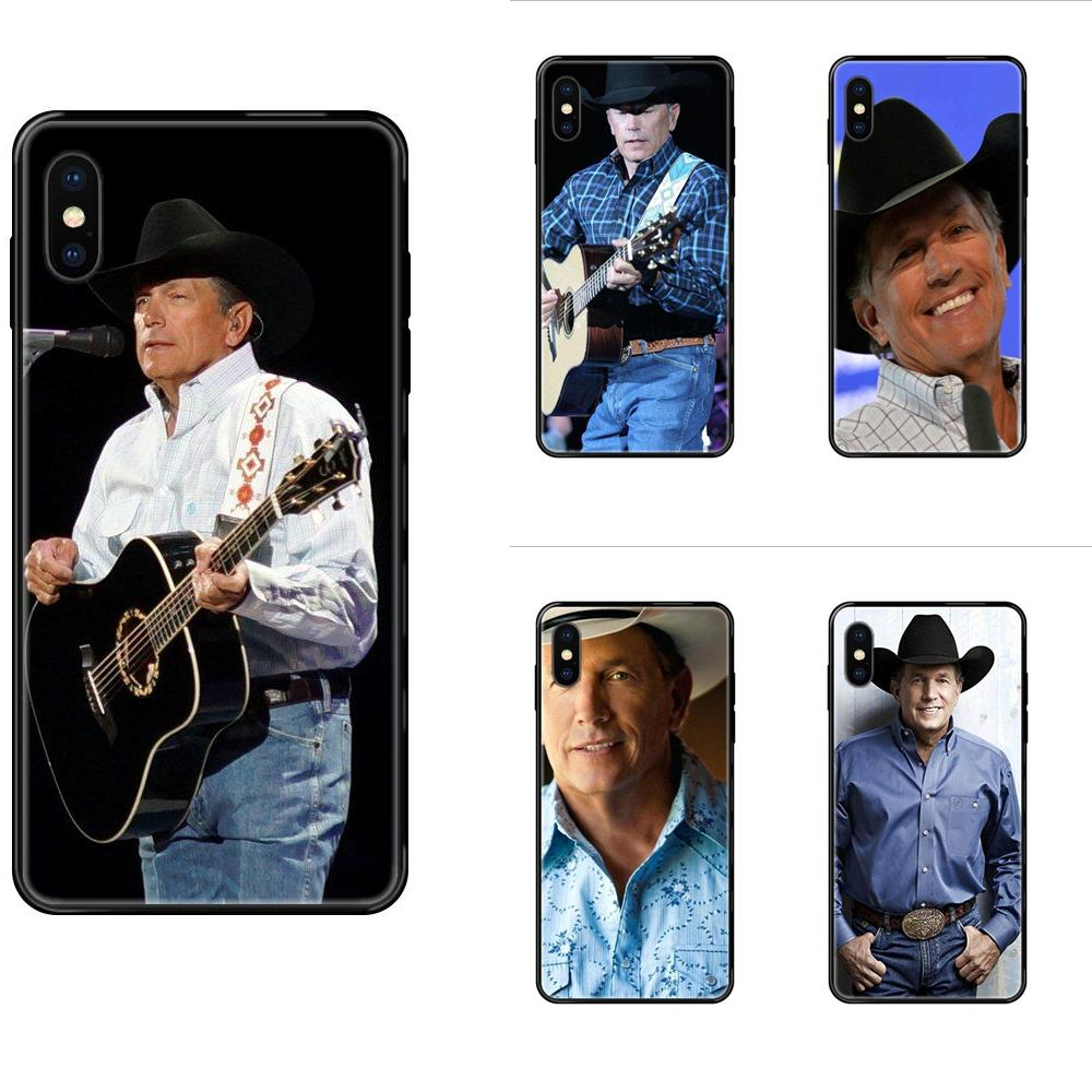 On Sale George Harvey Strait American Music For Huawei Honor Mate Play V10 View 10 20 20X 30 Lite Pro Y3 Y5 Y9 Nova 3 3i Pro