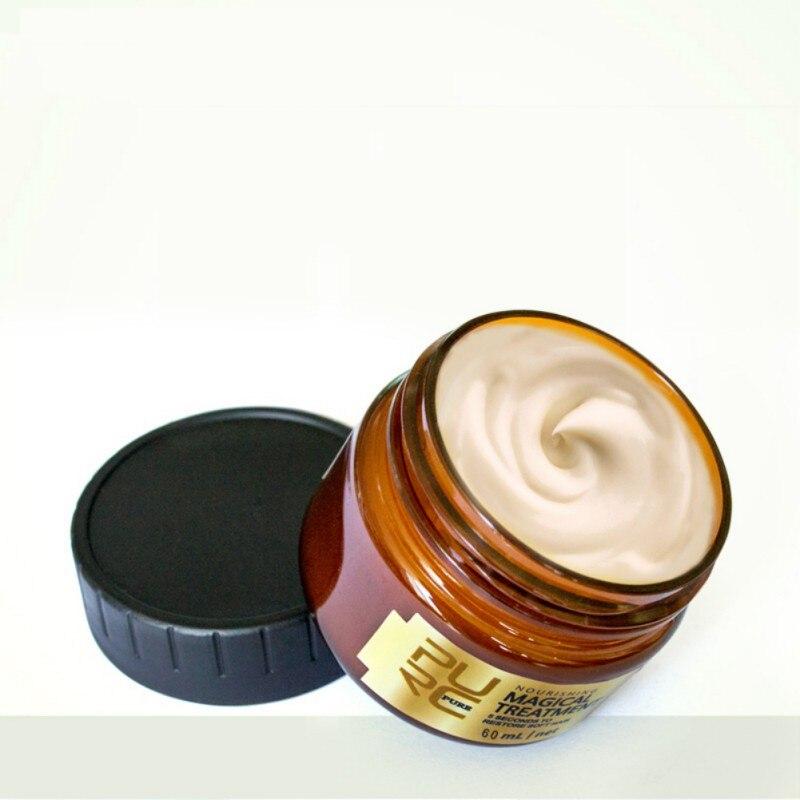7 dias reparos danos restaurar o cabelo macio para todos os tipos de cabelo queratina cabelo & tratamento do couro cabeludo