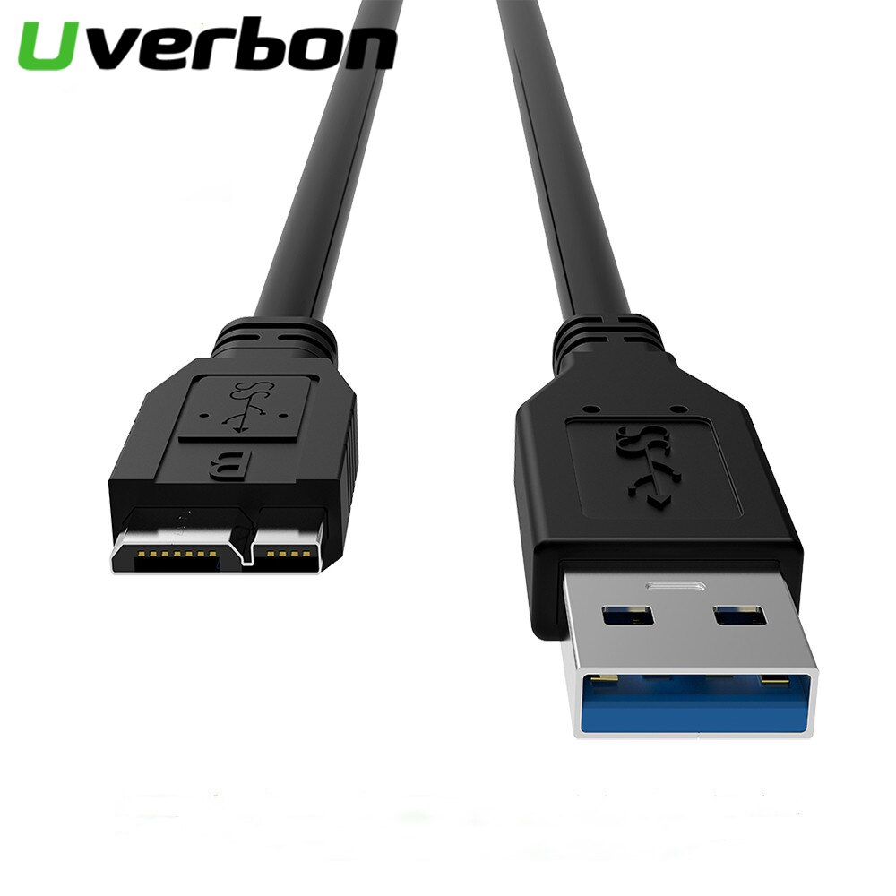 USB 3,0 type A к Micro B кабель для samsung S5 Note 3 внешний жесткий диск HDD USB HDD провод для передачи данных USB Micro B ChargeCabo