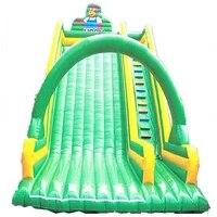 outdoor inflatable slide big inflatable slides for kids