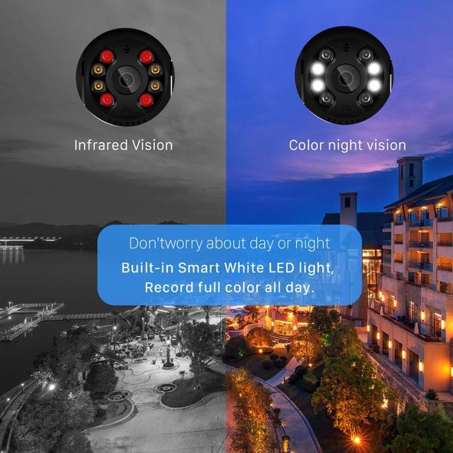1080P PTZ Wifi IP Camera Outdoor 4X Digital Zoom AI Human Detect Wireless Camera H.265 P2P ONVIF Audio 2MP Security CCTV Camera 8