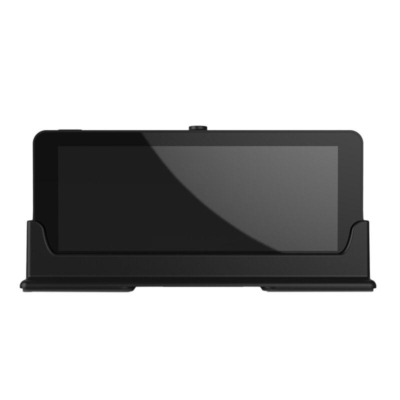 Control Central de escritorio 1080P HD 6,86 pulgadas 4G WiFi Android Navigator ADAS Bluetooth FM Radio Control de voz Invertir imagen antes de