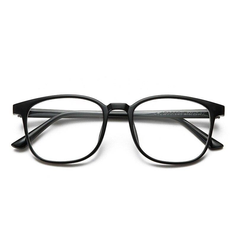 Retro Sunglasses Reading Vintage Glasses Frame Fashion Computer Eyeglasses Frame for Women Anti-blue