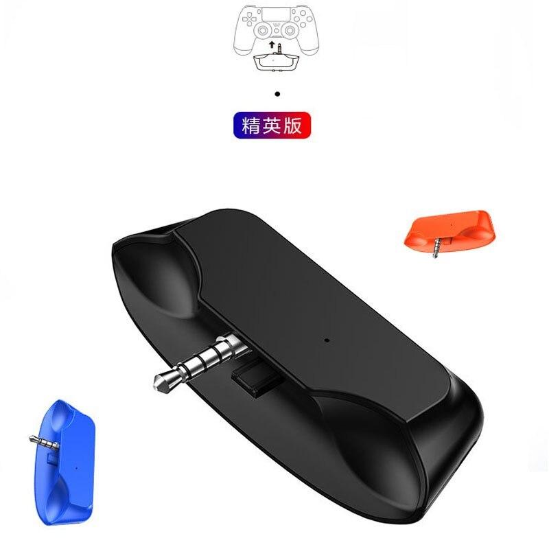Pour PS4 Mini sans fil Bluetooth 5.0 Audio adaptateur récepteur casque casque écouteur 3.5mm récepteurs pour PS4 contrôleur