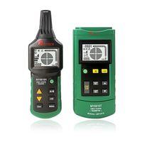 12~400V voltage portable MS6818 professional wire tracker metal tube locator detector tester line tracker