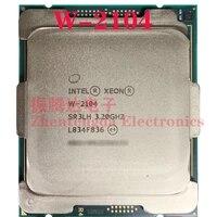 intel xeon w 2104 processor 3 2ghz l3 8 25mb 4 core 4 thread lga 2066 w 2104 cpu processor