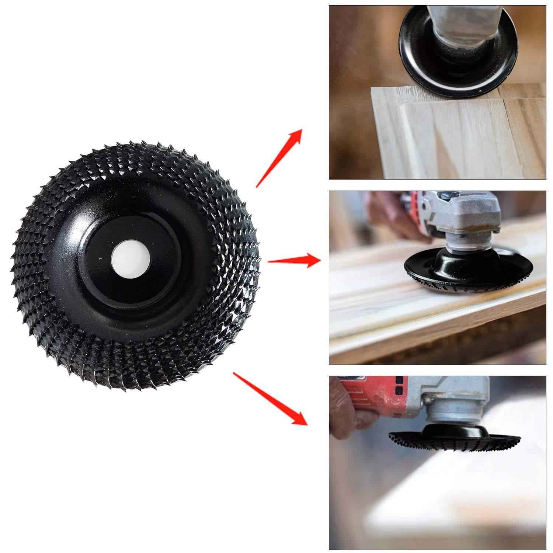 Шлифовальный диск, 4 дюйма, для угловой шлифовальной машины с оправкой 5/8 дюйма