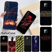 Film star wars client coque de téléphone de haute qualité pour Honor 10 20 lite view20 7C 5.7 pouces 8 5 7A 5.45 pouces 10 20i PLAY 30 PRO