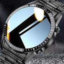 2021 New Smart Watches Men Full Touch Screen Sports Fitness Watch IP67 Waterproof Bluetooth For Andr