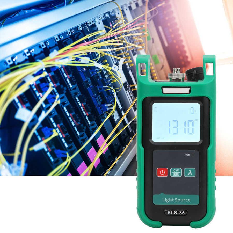 Измеритель мощности KLS 35 ручной измеритель длины волны оптического волокна