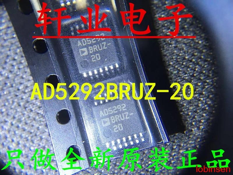 Nuevo Original AD5292BRUZ-20 AD5292-BRUZ-20 AD5292BRUZ AD5292 TSSOP14 en stock