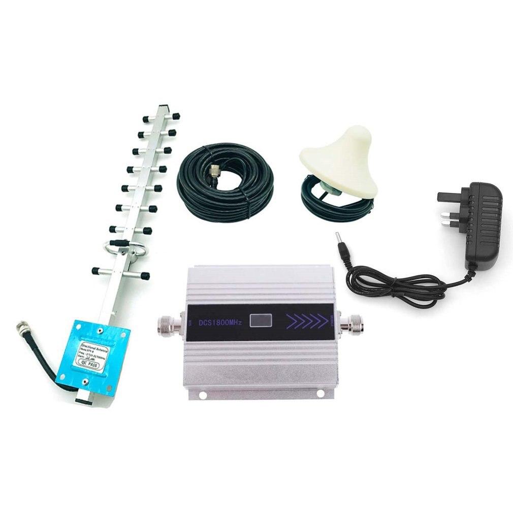 Amplificateur Mobile de LTE de répéteur de GSM de propulseur de Signal de 4G 1800MHz LTE DCS avec le prolongateur portatif aérien à Gain élevé de Signal