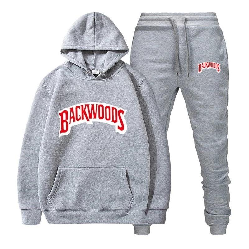 2020 Spring Hot Sale Men's Sports and Leisure Joggers Sweat Suits Hoodies+Pants Suit Sweatshirt Spor
