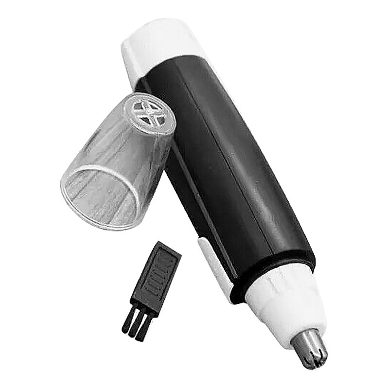 Afeitadora de alta calidad para uso doméstico, recortadora de nariz y pelo Facial, recortadora de cuchillas de acero inoxidable ABS