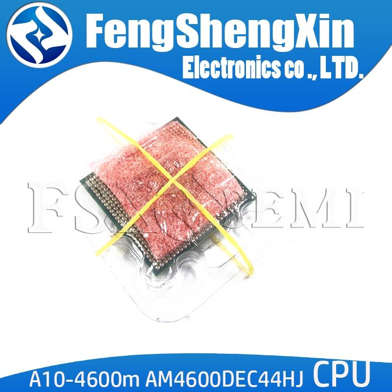 A10 4600M A10-4600m AM4600DEC44HJ Originele Socket FS1 (FS1R2) cpu 4M Cache/2.3 Ghz/Quad-Core Processor 100% Goed Werkt