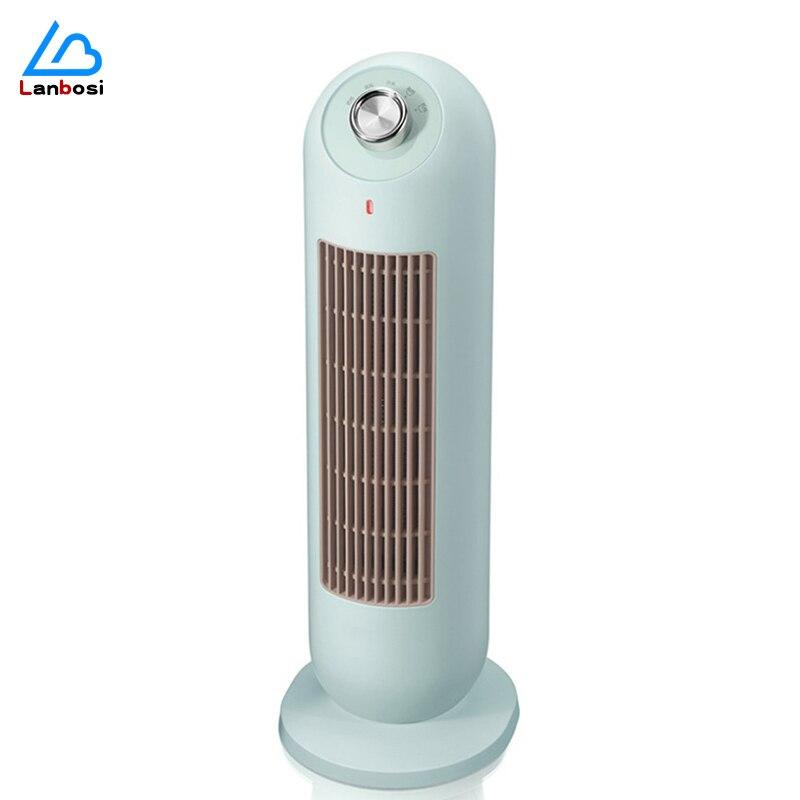 سخان المنزلية العمودي الساخن مروحة الحمام سخان كهربائي توفير الطاقة الصغيرة سريعة التدفئة مسخن الهواء