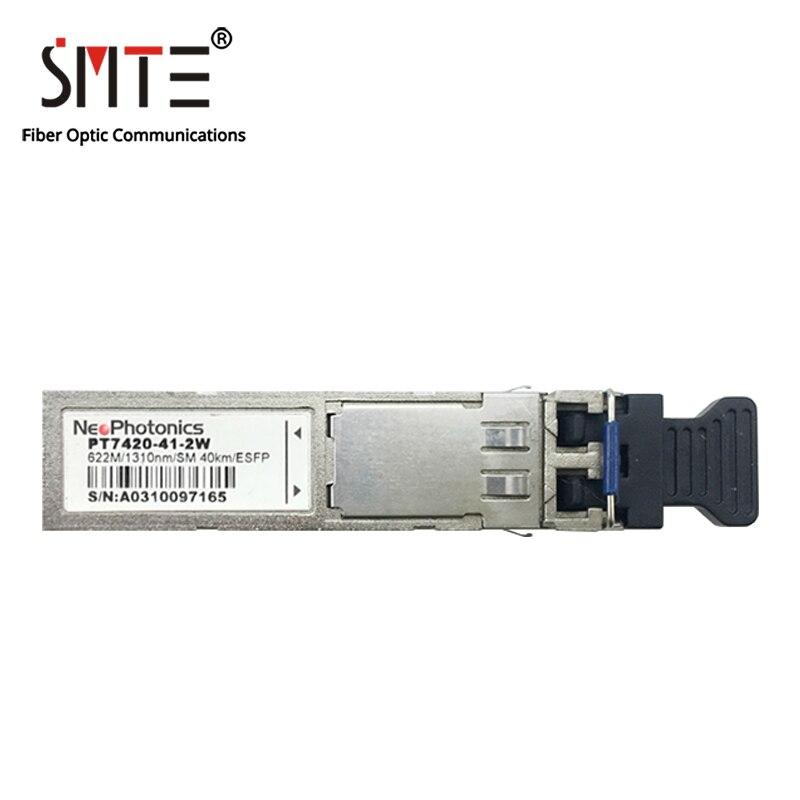 NeoPhtonics PT7420-41-2W 622M/1310NM/SM 40 كجم/ESFP الألياف البصرية وحدة
