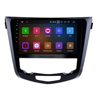seicane 10 1 inch android 10 0 464g car radio stereo head unit gps for 2013 2014 2016 nissan qashqai x trail dsp 4g carplay