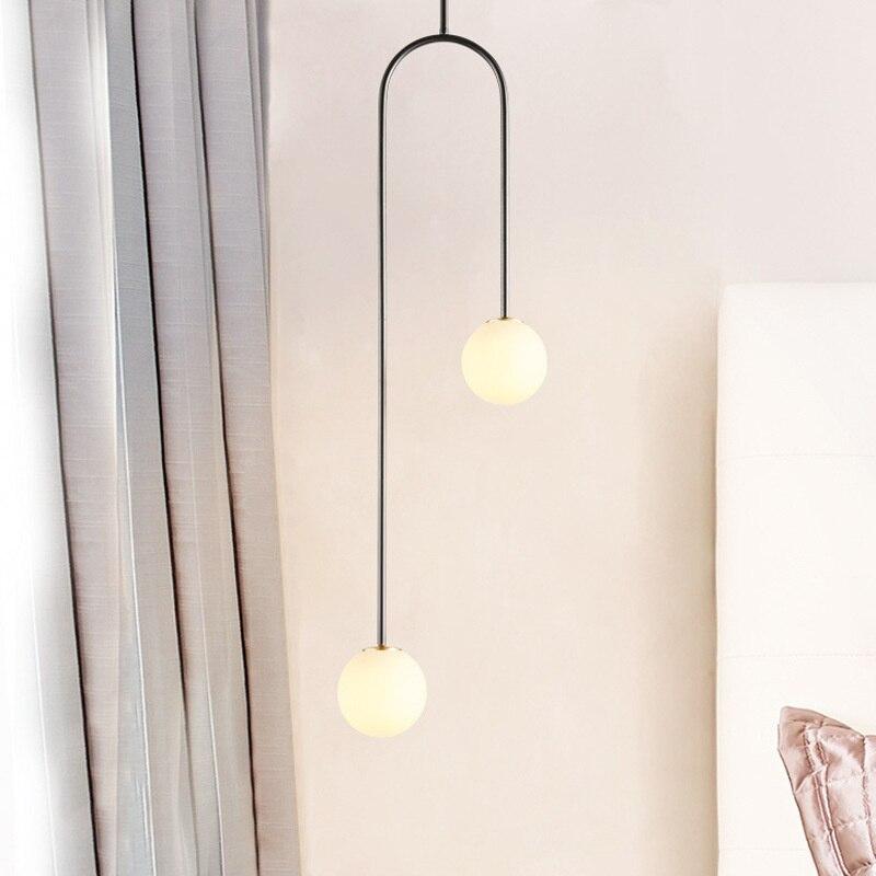 الشمال الحديثة الصناعية قلادة مصباح أضواء hanglampen المطبخ الطعام بار قلادة مصباح غرفة نوم مطعم مصباح معلق