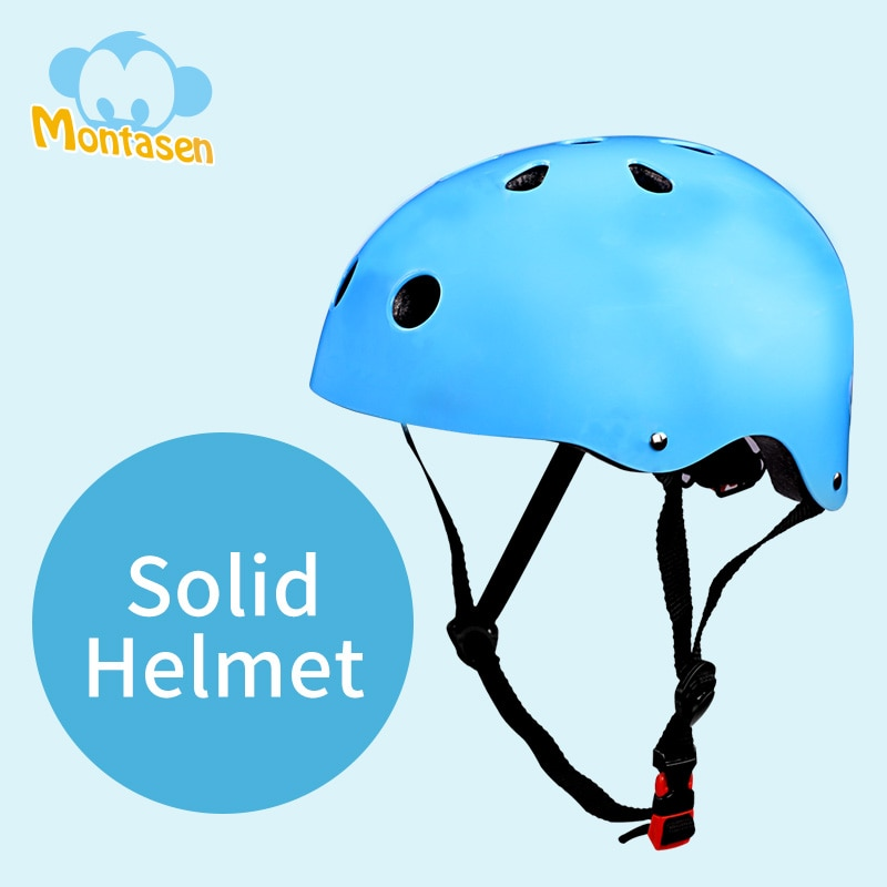 MONTASEN casco ciclismo para niños chicas chicos cabeza protectora de estudiante chico bicicleta de bicicleta patinaje casco para 3 a 13 chico s