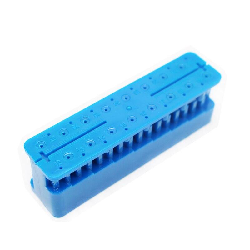 5Pcs Dental Mini Endo Measuring Autoclavable Endodontic Block Files Dentist Instrument Ruler Equipment Products Endodontic Ruler bettina basrani endodontic radiology
