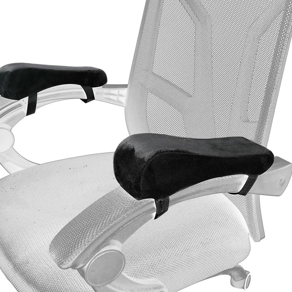Подушки-подлокотники налокотники из пенопласта для снятия давления на предплечье, подлокотники для офисных стульев, удобные
