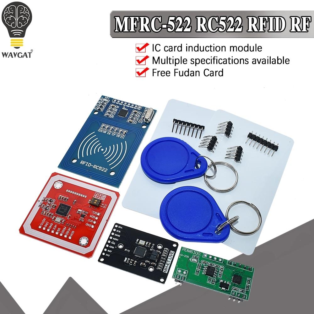 Rfid-модуль RC522, наборы RDM6300, S50, 13,56 МГц, 125