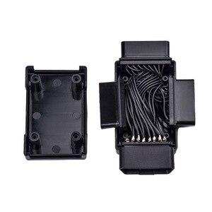 Image 3 - 3в1 16 Pin OBD2 автомобильный разъем штекер 1 папа 3 мама ELM327 многофункциональный разъем диагностические кабели инструмент автомобильный разъем адаптер