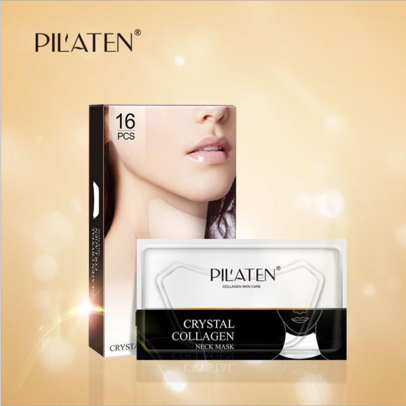 320 pçs/lote ouro máscara de colágeno para levantar rugas nutritivo hidratante patches para cuidados com a pele por DHL Fedex EMS