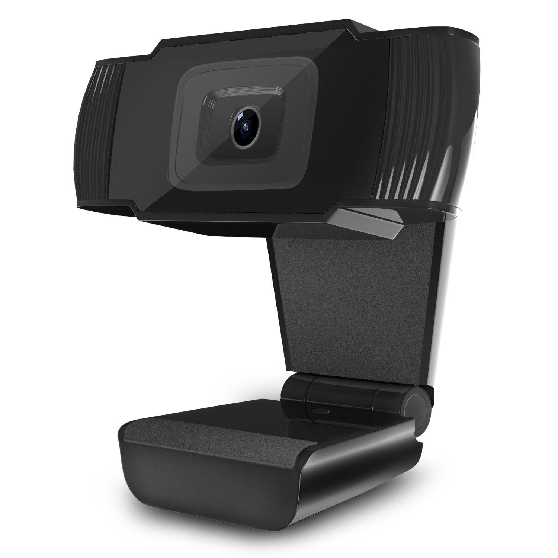 HXSJ A870 веб-камера HD 480P PC камера с поглощающим микрофоном Микрофон для Skype для Android TV вращающаяся Компьютерная камера USB веб-камера