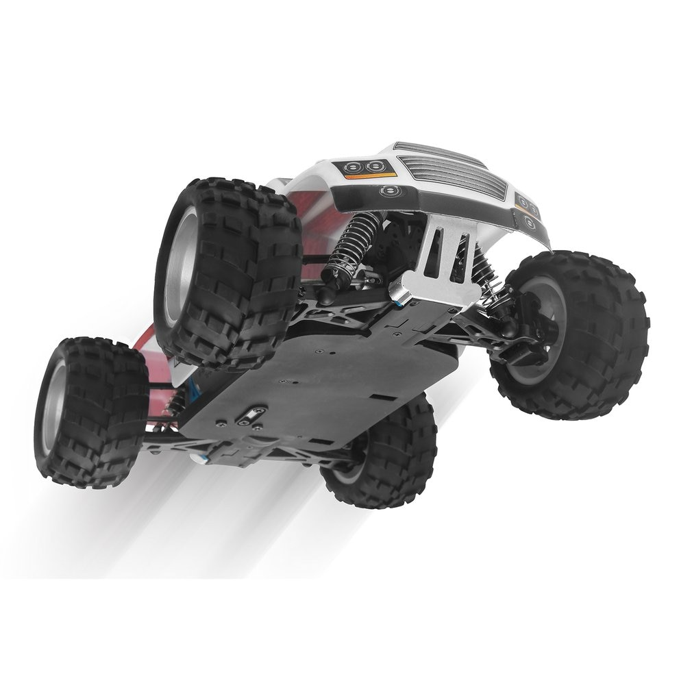WLtoys A979-B 1/18 Racing Car 2.4GHz 4WD RC Car 70KM/h High Speed High Quality Big Foot Truck RC Crawler Electric RTR Gift Toys enlarge