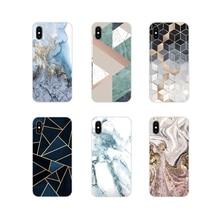 Goud Marmer Lijn Sparkle Voor Samsung Galaxy S3 S4 S5 Mini S6 S7 Rand S8 S9 S10 Lite Plus Note 4 5 8 9 Tpu Transparante Huid Cover