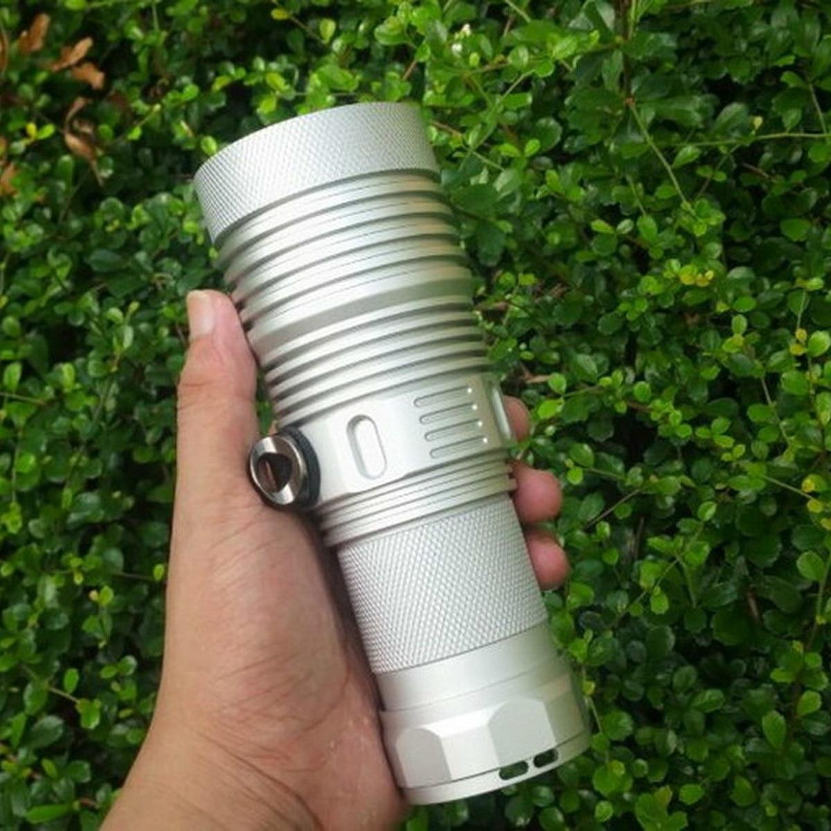 HaikeLite MT07S CREE XHP70.2 5000Lumen LED Flashlight Waterproof for Outdoor Camping Hunting enlarge