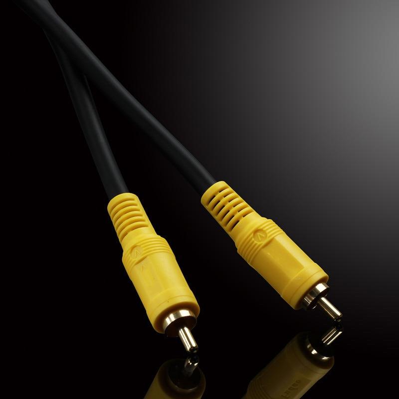 Winaqum Digital RCA a RCA AV Cable Coaxial SPDIF Cable de Audio...