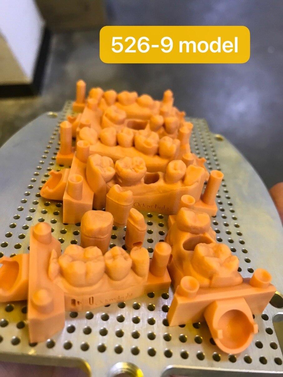 Multi Style DLP LCD SLA 405nm UV Photosensitive Resin high-performance 3D Printing Liquid  Jewelry Dental Industrial Education