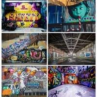 shengyongbao brick wall art graffiti photography backdrops baby portrait photography background for photo studio 210328tyd 01