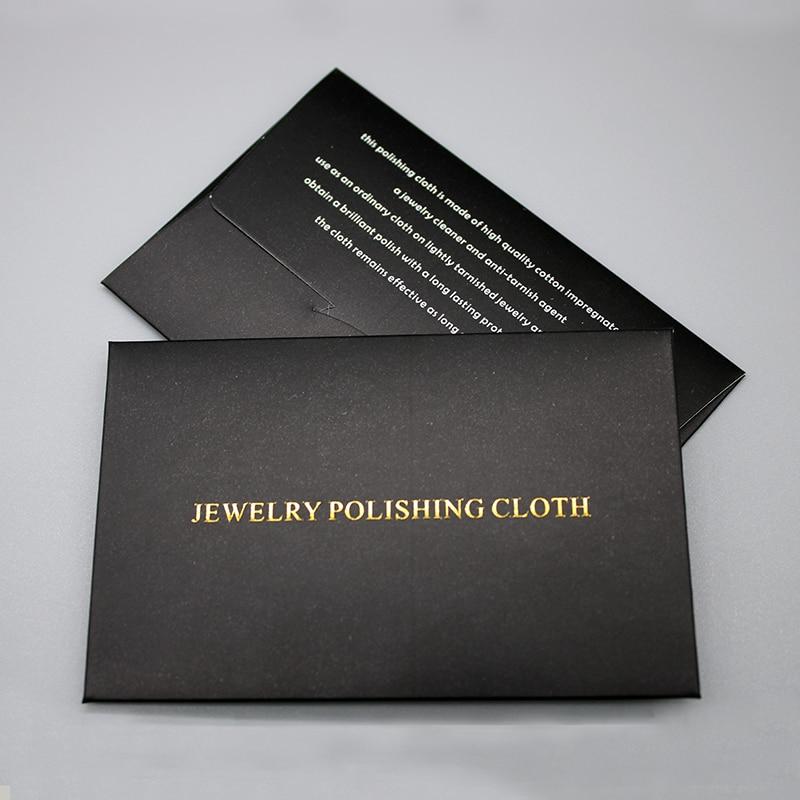 الذهب والفضة والمجوهرات منظف ملمع طلاء القماش مع التعبئة والتغليف الفضة الحلي تنظيف الملابس الزينة الفضة