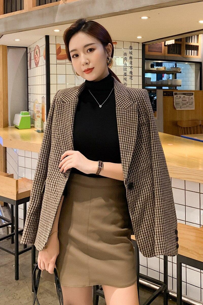 Осенняя одежда 2021, костюм для малого бизнеса
