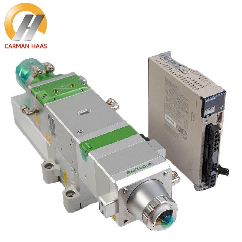 Raytool BM114S Autofocus Fiber Laser Cutting Head 6KW
