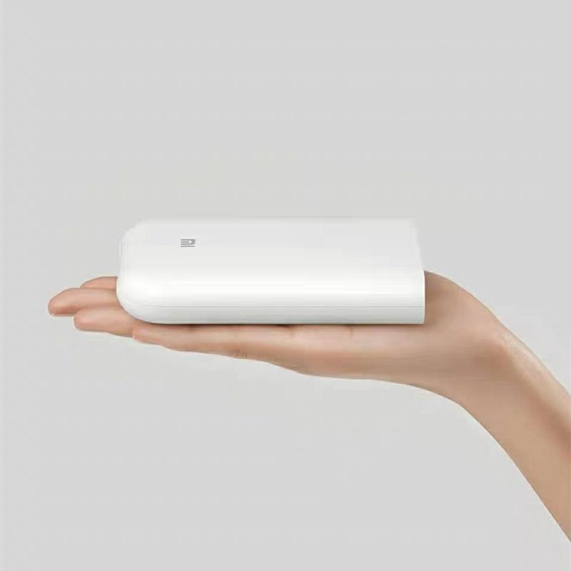 2020 New Xiaomi Mijia AR Pocket Photo Printer 300dpi Bluetooth 5.0 With DIY Share 500mAh Portable Smart Printer With Mijia APP