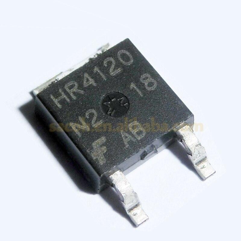 10 шт RHRD4120S или RHRD4120 или HR4120 или RURD4120S или RURD4120 или UR4120 TO-252 4A 1200V гиперфальные диоды