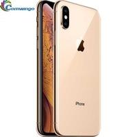 Original Unlocked Apple iphone xs  iphone xs max 4G LTE 4G RAM 64gb/256gb ROM A12 Bionic Chip IOS