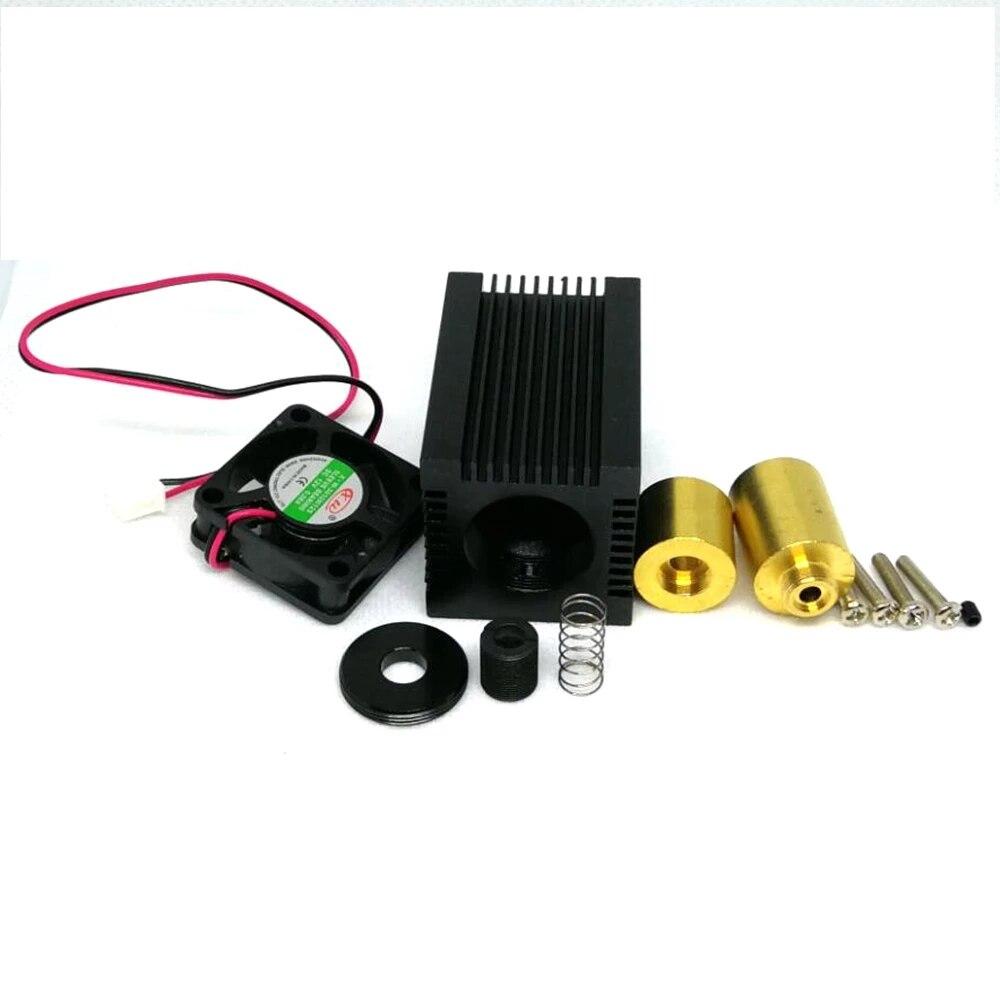 9 мм 3350 мм TO5 лазер диод корпус корпус w% 2F405 нм 450 нм стекло коллиматор линза сделай сам