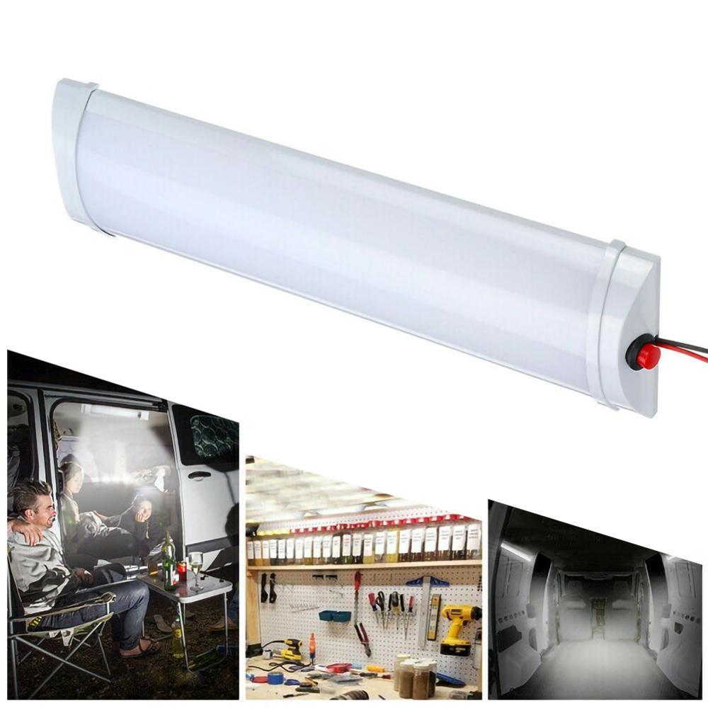 12V LED Innen Lichter Dach Decke Licht für RV Camper Anhänger Wohnmobil Van