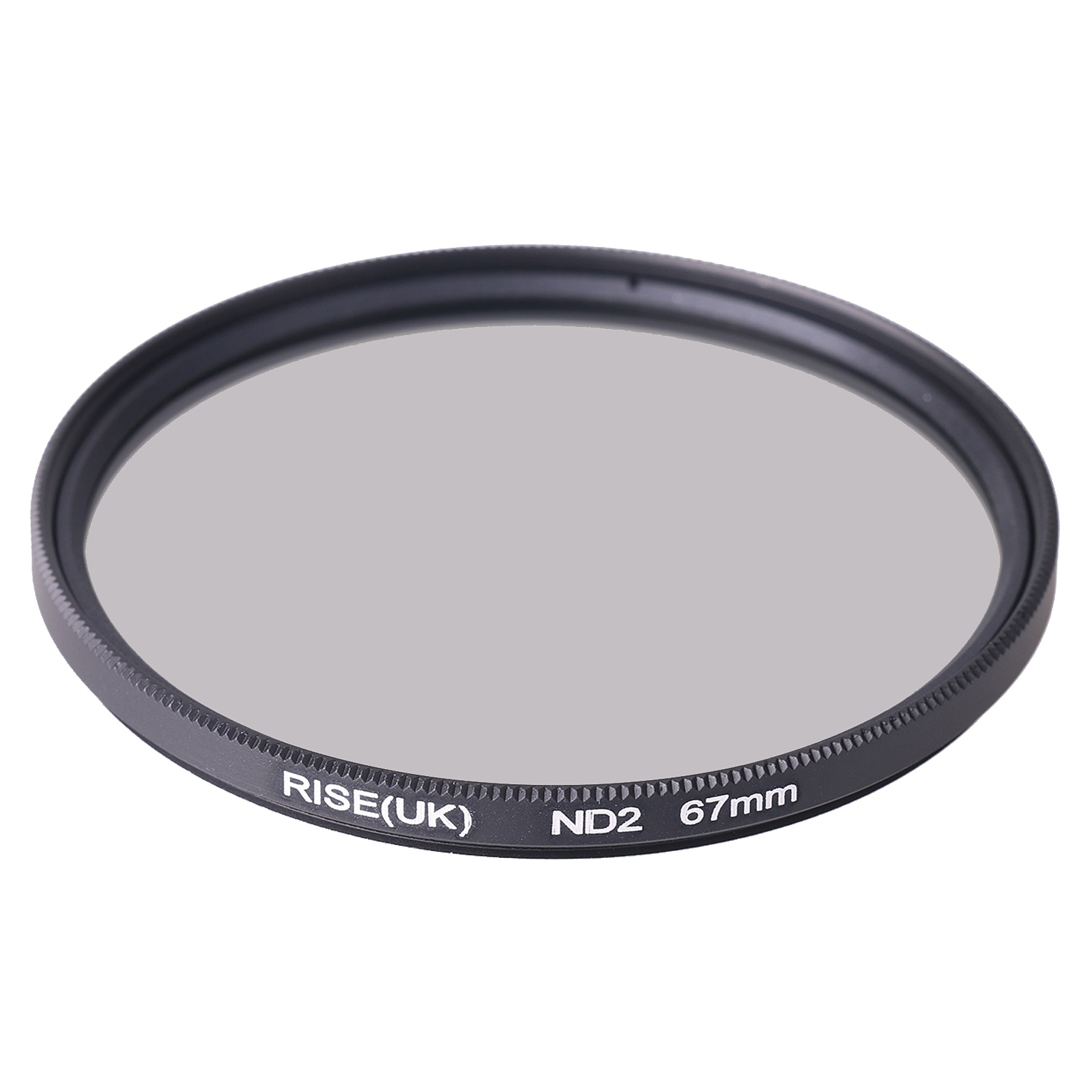 RISE (UK) 67mm filtro de densidad neutra ND2 para cualquier lente de 67mm de la Cámara DSR DLSR