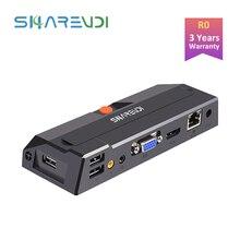 R0 Quad-Core Thin Client 8G Flash Computer Virtuele Cloud Terminal Venster 7/10/Xp Lokale linux RDP8.0 Desktop Hdmi Zero Client