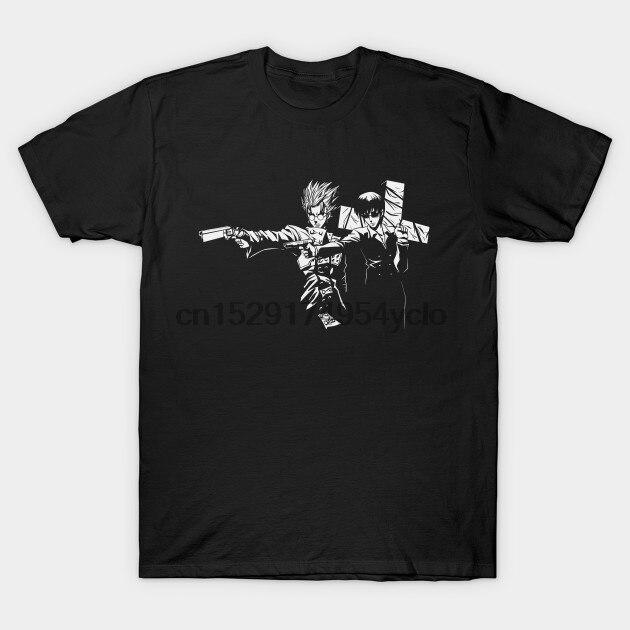 Мужская футболка тригун фантастика Футболка женская футболка