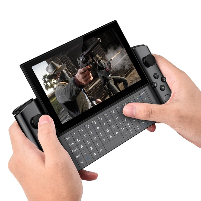 In stock! GPD WIN3 Intel I7 1195G7 5.5Inch Handheld GamePad Tablet WIN10 Systerm Pocket Mini PC Laptop Game Player Console