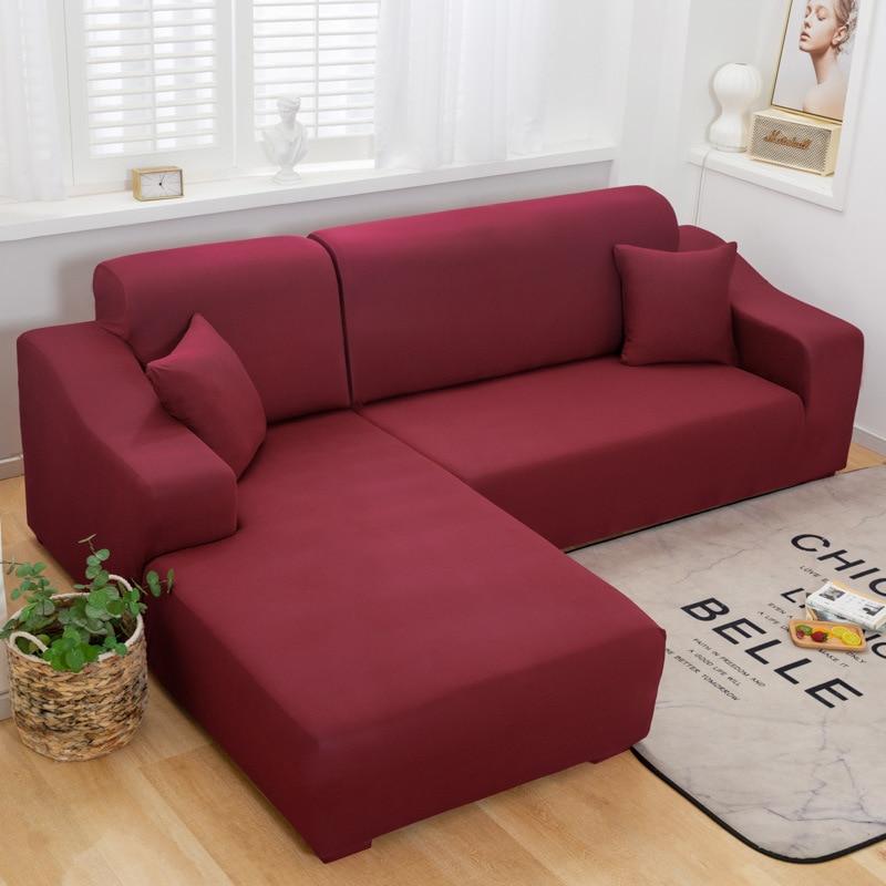 Funda de sofá para sala de estar, Funda cubresofá para sofá tipo...