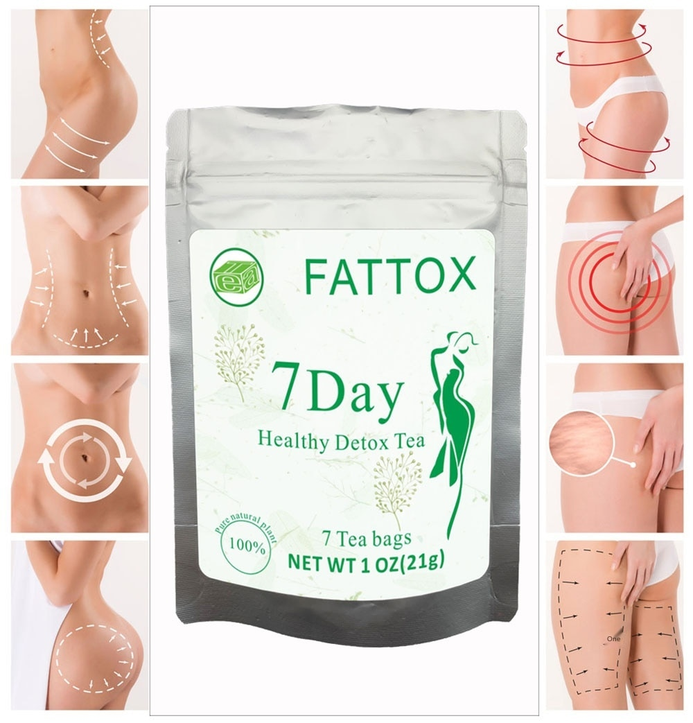 A Unisex Tea for Weight Loss, A New Product Developed for Obesity Has A Significant Detoxification and Fat Burning Effect
